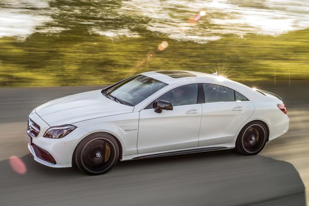 Newly Facelifted 2015 Mercedes-Benz CLS Officially Unveiled featured image large thumb0