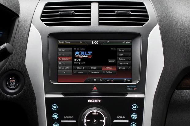 Ford and Chrysler Extend SiriusXM Traffic Subscription for 2015 Models featured image large thumb0