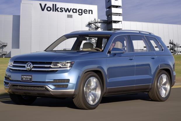 Volkswagen To Build All New Midsize Suv In Tennessee Featured Image Large Thumb0