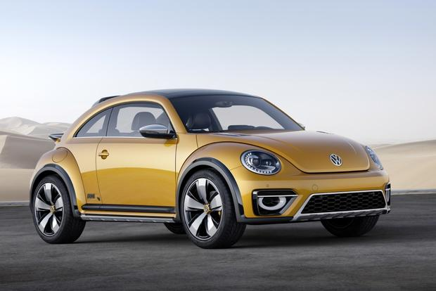 Volkswagen Beetle Dune Concept Confirmed for Production featured image large thumb0