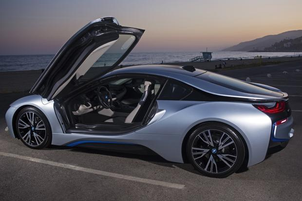 BMW i8 Pricing and Options Released - Autotrader
