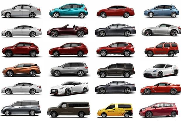 What S New For 2015 Nissan Cars Trucks And Suvs Autotrader