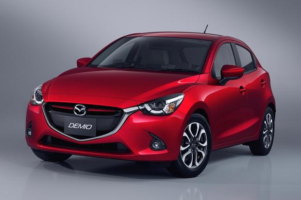 2016 Mazda2 Exterior Images Officially Released featured image large thumb0