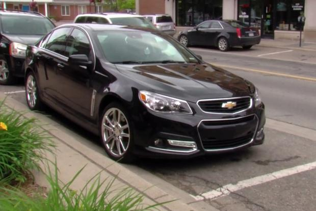 2017 Chevrolet Ss To Get Magnetic Ride Control Manual Transmission Featured Image Large Thumb0