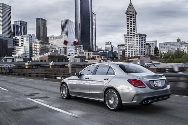 Redesigned 2015 Mercedes-Benz C-Class Pricing Announced featured image large thumb0