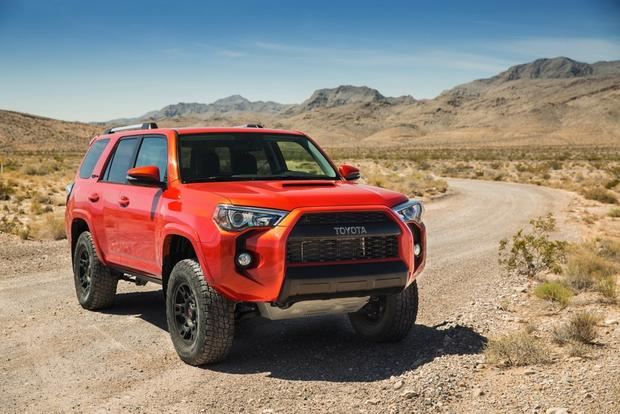 TRD Pro Models Priced: 2015 Toyota Tacoma and 2015 Toyota 4Runner featured image large thumb0