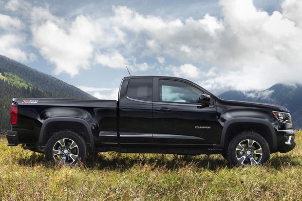 2015 Chevrolet Colorado Details and Fuel Economy Numbers Announced featured image large thumb0