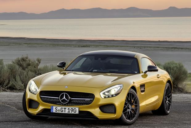 Superb All New 2016 Mercedes AMG GT S Sports Car Breaks Cover Featured Image Large