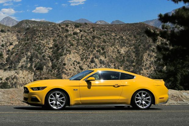 2017 Ford Mustang Fuel Economy Confirmed