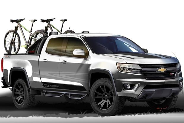 2015 Chevrolet Colorado Sport Concept Revealed featured image large thumb0