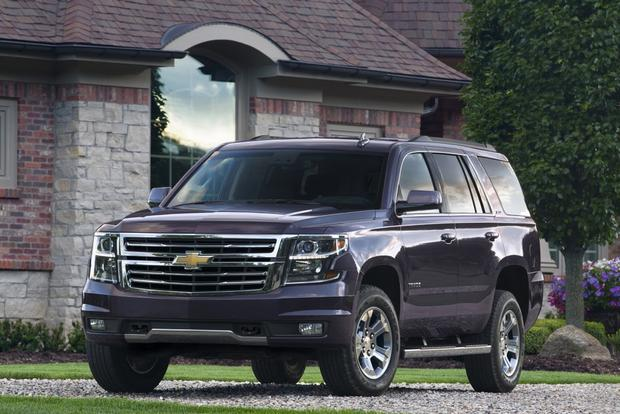 New Chevrolet Suburban, Tahoe, and Silverado Models Revealed at Texas State Fair featured image large thumb0