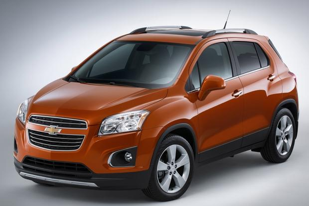 Chevrolet Trax Pricing Officially Announced featured image large thumb0