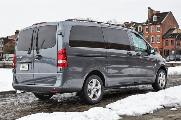 2016 Mercedes-Benz Metris Cargo Van Comes to the U.S. featured image large thumb0