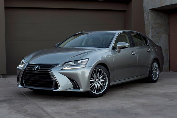 Updated 2016 Lexus GS Officially Unveiled in Pebble Beach featured image large thumb0
