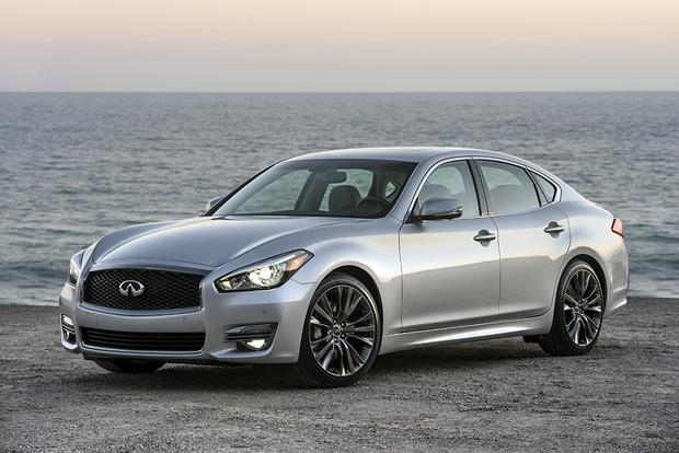 Infiniti Q70 Premium Select Edition Officially Debuts in Pebble Beach featured image large thumb0