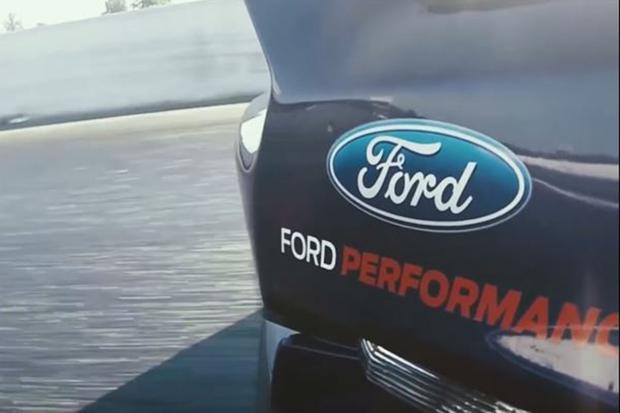 Ford Performance Teases New Model Ahead of SEMA Show - Video featured image large thumb1