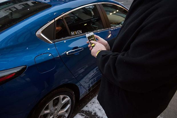 General Motors Launches New Car-Sharing Service featured image large thumb0