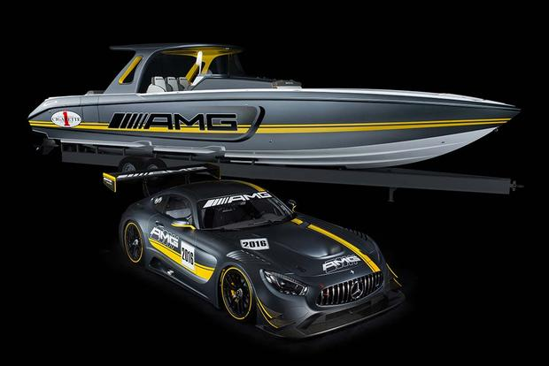 Mercedes-AMG and Cigarette Racing Make Waves in Miami featured image large thumb0