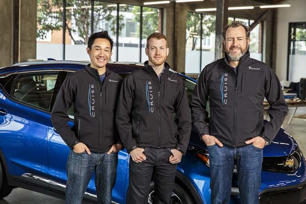 General Motors Buys Autonomous Driving Startup featured image large thumb0