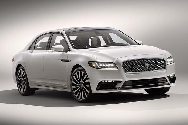 2017 Lincoln Continental Now We Know What It Will Cost