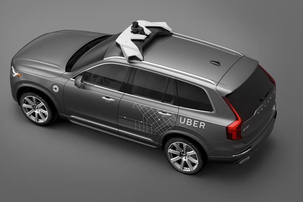 Autonomous Cars Get Stamp of Approval From Volvo and Uber featured image large thumb0