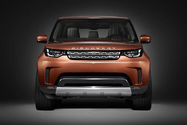 New Land Rover Discovery SUV to be Unveiled at Paris Motor Show featured image large thumb0