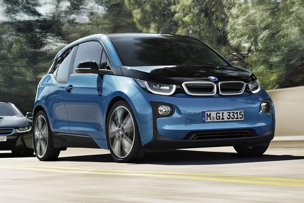 BMW Aims to Boost Sales of Electric Cars to 100,000 in 2017