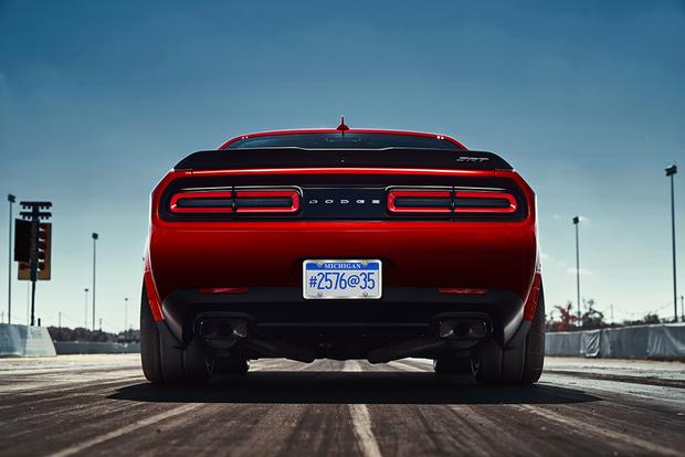 2018 Dodge Challenger SRT Demon: Dodge Resurrects an Iconic Name featured image large thumb0