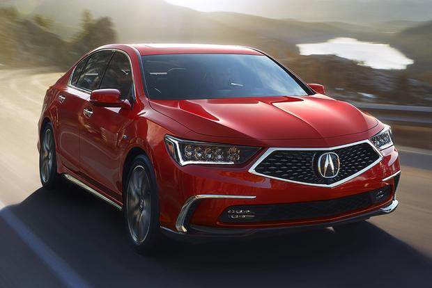 Acura Reveals 2018 Acura RLX During Monterey Car Week featured image large thumb0