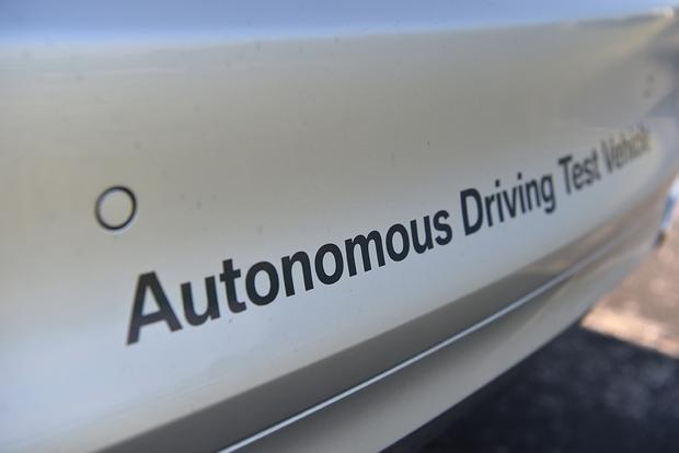 Self-Driving Cars: FCA Joins BMW Autonomous Vehicle Alliance featured image large thumb0