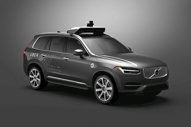 Self-Driving Cars: Uber Inks Deal With Volvo to Supply Thousands of Autonomous Vehicles featured image large thumb0