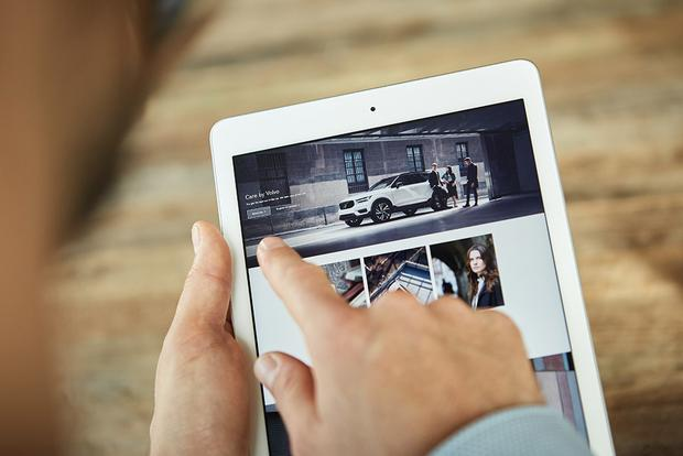 Volvo Launches New Subscription Service With Its All-New XC40 featured image large thumb0