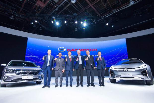 GAC: China's Guangzhou Automotive Group Is Coming to the ...