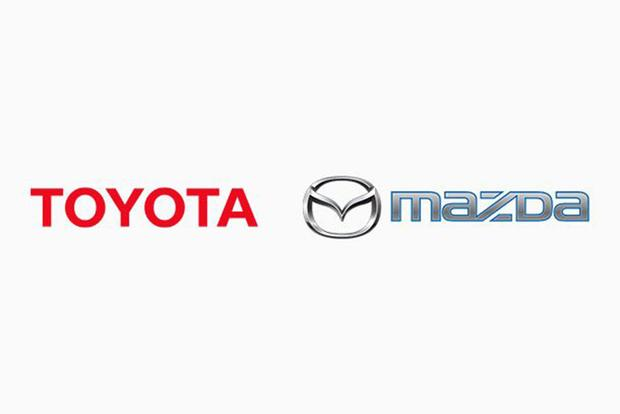 New Toyota-Mazda Plant Will End Domestic Dominance of US Vehicle Production featured image large thumb0
