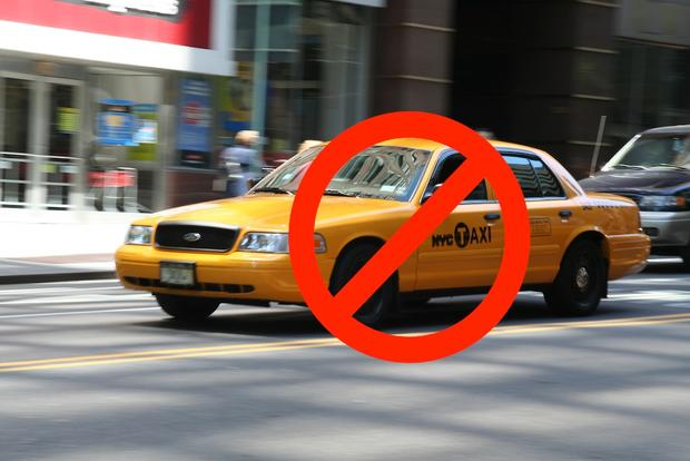 The Highest Mileage New York City Taxis Aren T What You Think