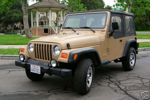 Here's What Happened to the Gilmore Girls Jeep Wrangler featured image large thumb0