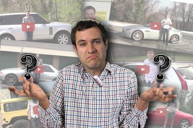 Help Me Choose: What Car Should Doug DeMuro Buy Next? featured image large thumb0