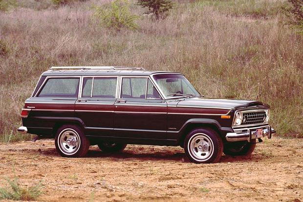 They Sold the Jeep Wagoneer in Iran as the Jeep Ahoo featured image large thumb0