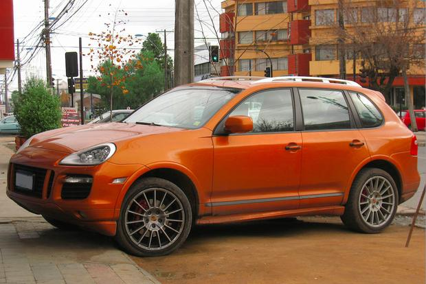 the porsche cayenne once came with a stick shift and a v8 autotrader rh autotrader com 2008 Porsche Cayenne New Porsche Cayenne