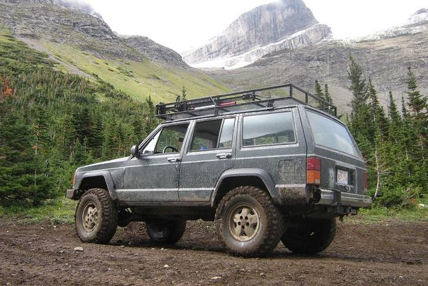The Very First Crossover Was ... the Jeep Cherokee? featured image large thumb0