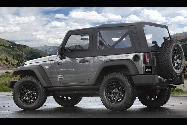 The Most Searched Vehicle On Autotrader Is The Jeep Wrangler