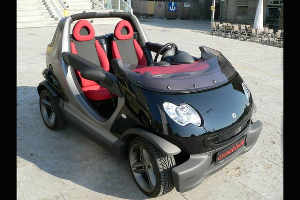 The Smart Crossblade Was A Car With No Doors Or Windshield Featured Image Large Thumb0
