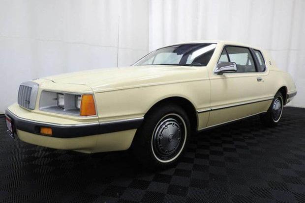 Autotrader Find: 1984 Mercury Cougar With 102 Original ...