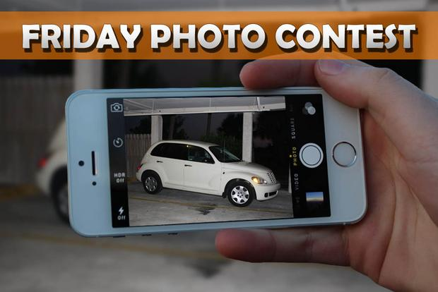 Friday Photo Contest: Who Can Spot the Ugliest Car Color? featured image large thumb0