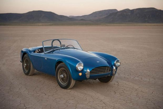 $13.75-Million Shelby Cobra Sets Auction Record for an American Car featured image large thumb0