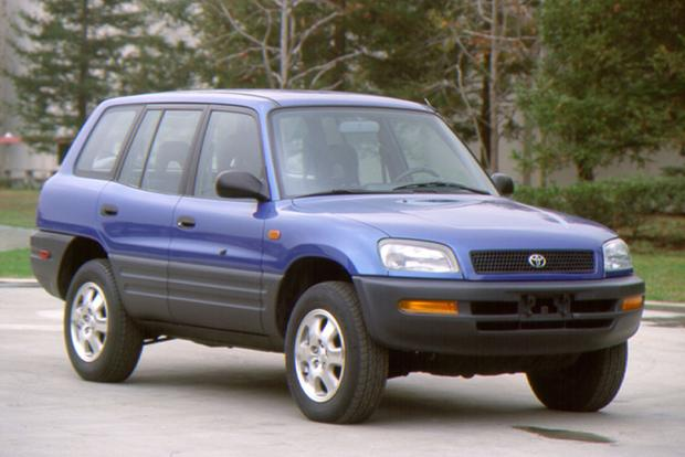 I Think The Original Toyota Rav4 Is Kind Of Cool Now
