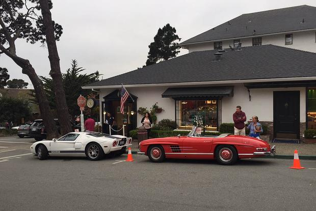 Here Are All the Cars You See on the Street During Monterey Car Week featured image large thumb0