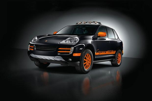 The Porsche Cayenne Transsyberia Was ... Bizarre featured image large thumb0
