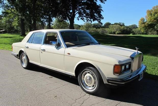 Autotrader Find: 1985 Rolls-Royce Silver Spirit for $9,995 featured image large thumb0