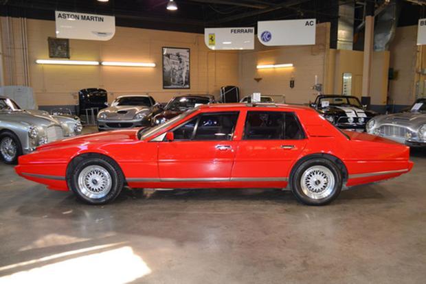 Autotrader Find 1984 Aston Martin Lagonda Autotrader